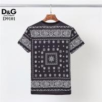 $30.00 USD Dolce & Gabbana D&G T-Shirts Short Sleeved O-Neck For Men #831296