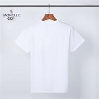 $28.00 USD Moncler T-Shirts Short Sleeved O-Neck For Men #831319