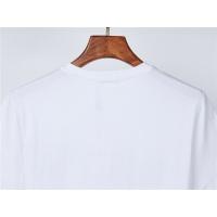 $28.00 USD Moncler T-Shirts Short Sleeved O-Neck For Men #831321