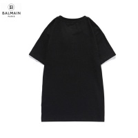$29.00 USD Balmain T-Shirts Short Sleeved O-Neck For Men #831618