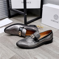 $82.00 USD Versace Leather Shoes For Men #832085