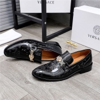 $82.00 USD Versace Leather Shoes For Men #832086