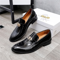 $82.00 USD Versace Leather Shoes For Men #832088