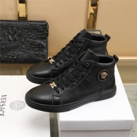 $85.00 USD Versace High Tops Shoes For Men #832583