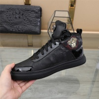$85.00 USD Versace High Tops Shoes For Men #832742