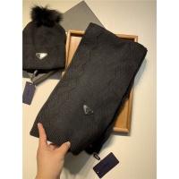 $54.00 USD Prada Scarf & Hat Set #833802