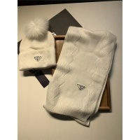 $54.00 USD Prada Scarf & Hat Set #833804