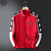$98.00 USD Philipp Plein PP Tracksuits Long Sleeved For Men #833911