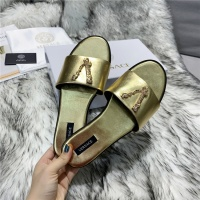 $64.00 USD Versace Slippers For Women #833956