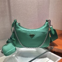$74.00 USD Prada AAA Quality Messeger Bags For Women #834092
