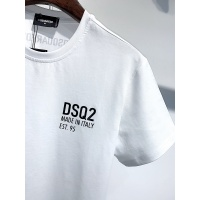 $26.00 USD Dsquared T-Shirts Short Sleeved For Men #834141