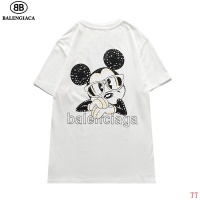 $27.00 USD Balenciaga T-Shirts Short Sleeved For Men #834163