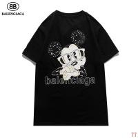 $27.00 USD Balenciaga T-Shirts Short Sleeved For Men #834164