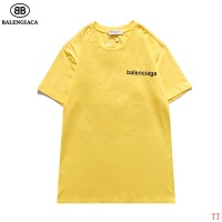 $27.00 USD Balenciaga T-Shirts Short Sleeved For Men #834165