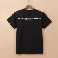 $27.00 USD Balenciaga T-Shirts Short Sleeved For Men #834168