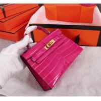 $125.00 USD Hermes AAA Quality Handbags For Women #834442