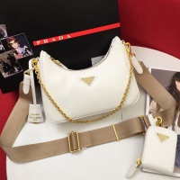 $130.00 USD Prada AAA Quality Messeger Bags For Women #834503