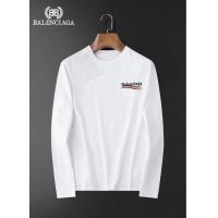 $34.00 USD Balenciaga T-Shirts Long Sleeved For Men #834690