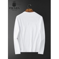 $34.00 USD Prada T-Shirts Long Sleeved For Men #834704