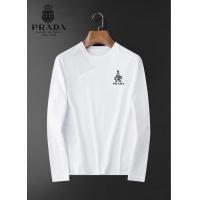 $34.00 USD Prada T-Shirts Long Sleeved For Men #834706