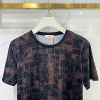 $40.00 USD Hermes T-Shirts Short Sleeved For Men #834830