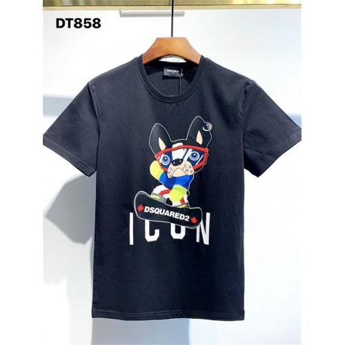 Dsquared T-Shirts Short Sleeved For Men #834870
