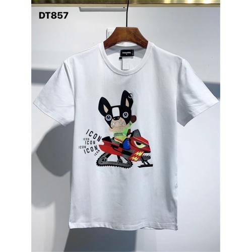 Dsquared T-Shirts Short Sleeved For Men #834871