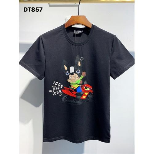 Dsquared T-Shirts Short Sleeved For Men #834872