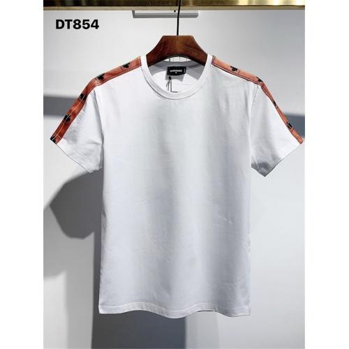 Dsquared T-Shirts Short Sleeved For Men #834876