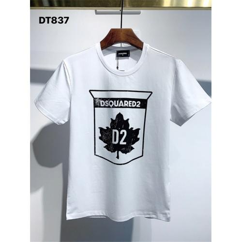 Dsquared T-Shirts Short Sleeved For Men #834889