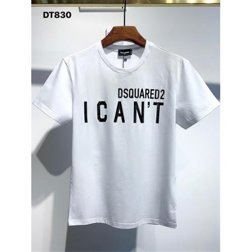 Dsquared T-Shirts Short Sleeved For Men #834895