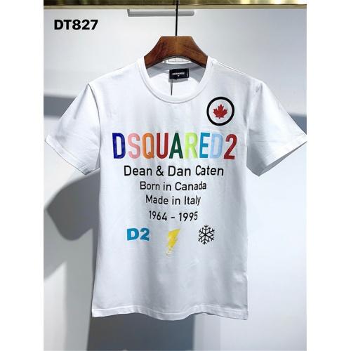 Dsquared T-Shirts Short Sleeved For Men #834899