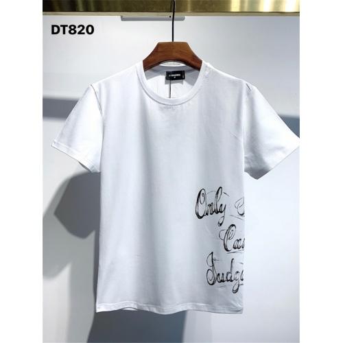 Dsquared T-Shirts Short Sleeved For Men #834903