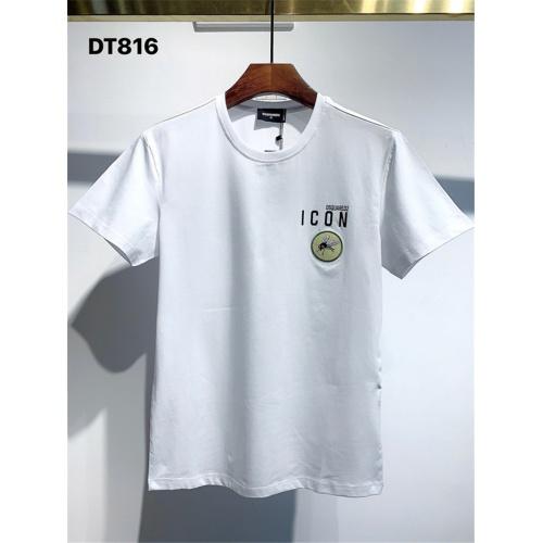 Dsquared T-Shirts Short Sleeved For Men #834905