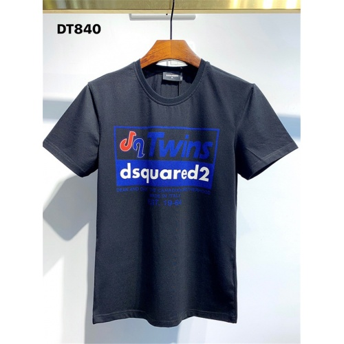 Dsquared T-Shirts Short Sleeved For Men #834908