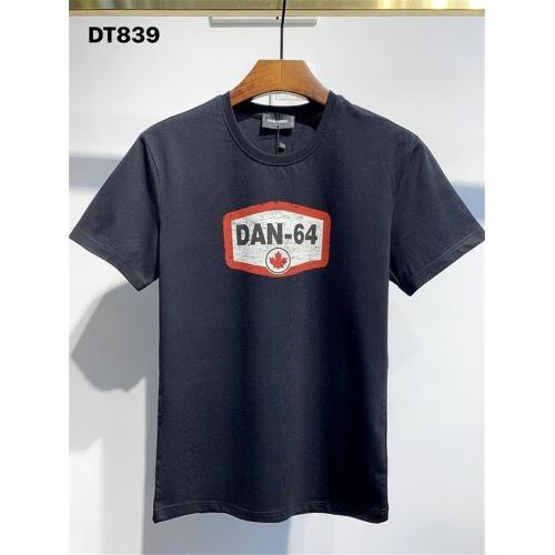 Dsquared T-Shirts Short Sleeved For Men #834909