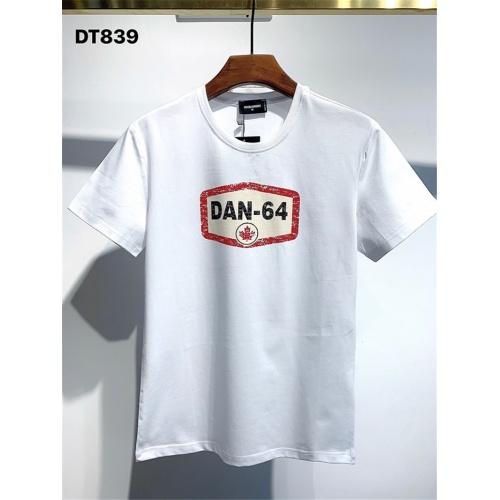 Dsquared T-Shirts Short Sleeved For Men #834910