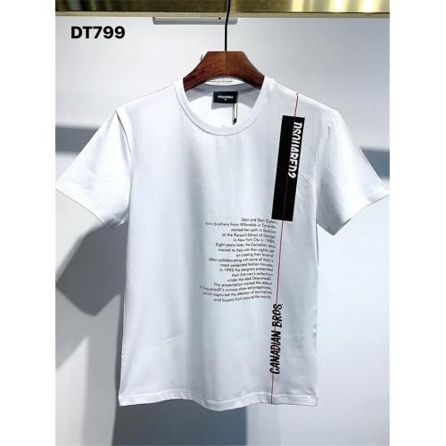 Dsquared T-Shirts Short Sleeved For Men #834919