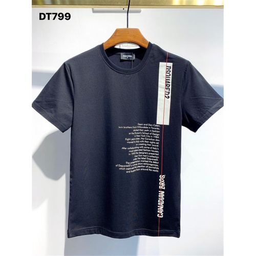Dsquared T-Shirts Short Sleeved For Men #834920