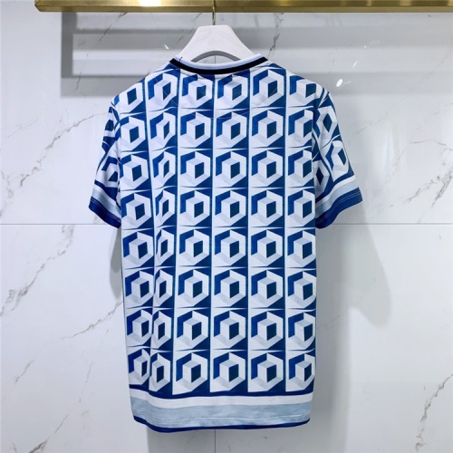 Replica Dolce & Gabbana D&G T-Shirts Short Sleeved For Men #834921 $41.00 USD for Wholesale