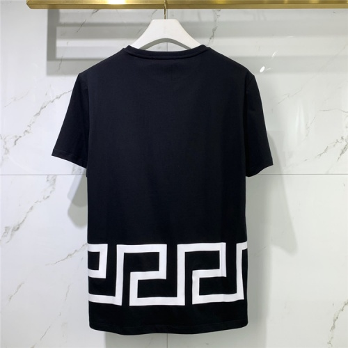 Replica Versace T-Shirts Short Sleeved For Men #834931 $41.00 USD for Wholesale