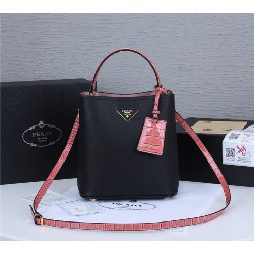Prada AAA Quality Messeger Bags For Women #834933