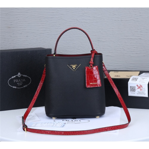 Prada AAA Quality Messeger Bags For Women #834934 $97.00, Wholesale Replica Prada AAA Quality Messeger Bags