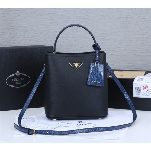 Prada AAA Quality Messeger Bags For Women #834935 $97.00, Wholesale Replica Prada AAA Quality Messeger Bags