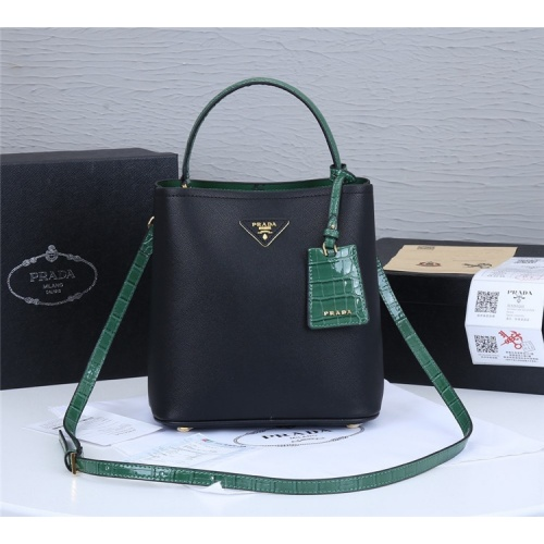 Prada AAA Quality Messeger Bags For Women #834936 $97.00, Wholesale Replica Prada AAA Quality Messeger Bags