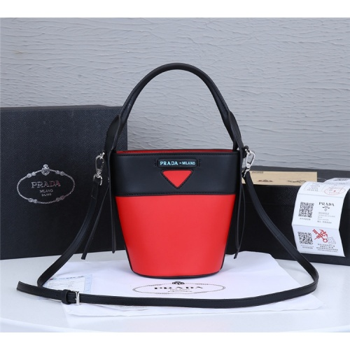 Prada AAA Quality Messeger Bags For Women #834943 $81.00, Wholesale Replica Prada AAA Quality Messeger Bags