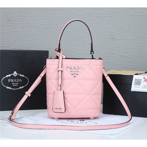 Prada AAA Quality Messeger Bags For Women #834947 $92.00, Wholesale Replica Prada AAA Quality Messeger Bags