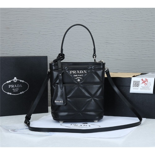 Prada AAA Quality Messeger Bags For Women #834948 $92.00, Wholesale Replica Prada AAA Quality Messeger Bags