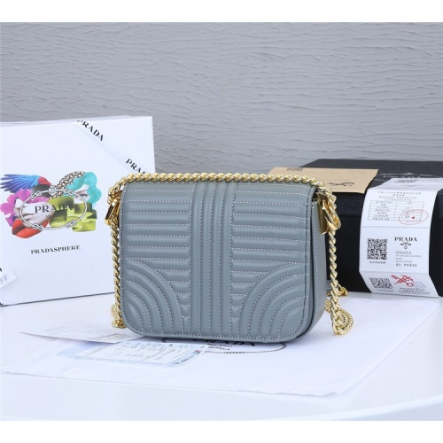 Replica Prada AAA Quality Messeger Bags For Women #834955 $93.00 USD for Wholesale