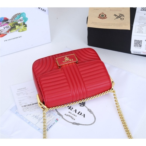 Replica Prada AAA Quality Messeger Bags For Women #834956 $93.00 USD for Wholesale